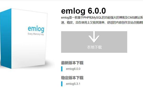 Emlog6.0